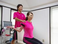 軽い負荷、高い運動効果☆加圧トレーニング