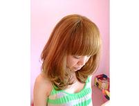 「縮毛矯正と専用スペシャルトリートメントで髪サラサラ」