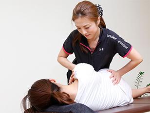 肩こり、腰痛、頭痛や産後の骨盤ケアに!骨盤矯正と全身筋肉ほぐしで体質改善「カイロプラクテック 60分」