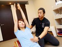 プライベートレッスン(90分)姿勢改善、健康美へ…一人一人の悩みに対応するパーソナルトレーニング
