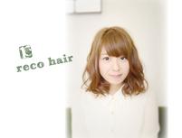 reco hair design 〜レコ ヘア デザイン〜のプランイメージ