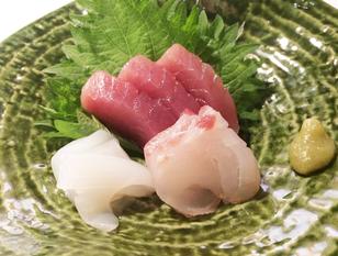 とっておきの旬の魚を召し上がれ。心コース6品