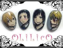 OLiLicO~Nail & Handmades~ナチュラルネイル から 痛ネイル まで~ オリリコのプランイメージ