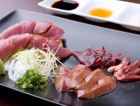 大阪ブランドの河内鴨が食べれる極上鴨、鶏のおススメコースです。