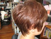 シミない・傷まない 髪と頭皮にやさしい白髪染め(ヘアカラー)