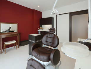 ~スペシャルクリーニング~★完全個室★ エステのようなゆったりとしたきれいな空間でリラックスして受けていただけます!