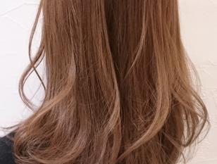 柔らかで自然!ずっと自分の髪を触っていたい気持ちに…『ナノCMCストレート+カット+素髪ケア』