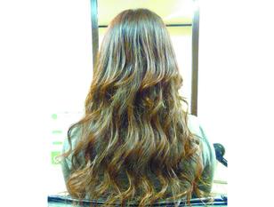【2回目のお客様限定】髪質改善◎あなたのなりたい叶えます マンツーマンのプライベートサロン 360°フォルムカット+ヘアエステカラー+高分子ケラチンアミノ酸トリートメント