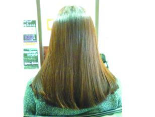 髪質改善◎あなたのなりたい叶えます マンツーマンのプライベートサロン 360°フォルムカット+ヘアエステカラー+TOKIO4STEPトリートメント