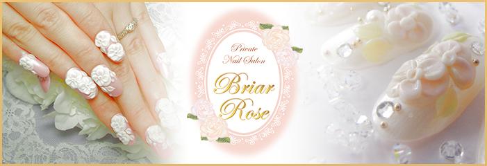 ビューティーなら〜Private Nail Salon〜  Briar Rose  ブライアローズ