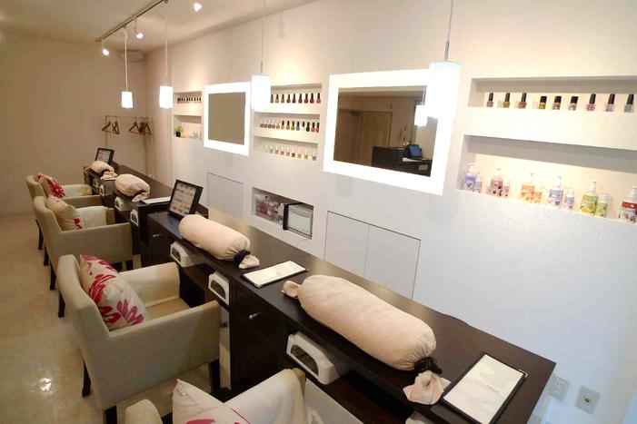 ビューティーならNail Salon Blisst 新宿店