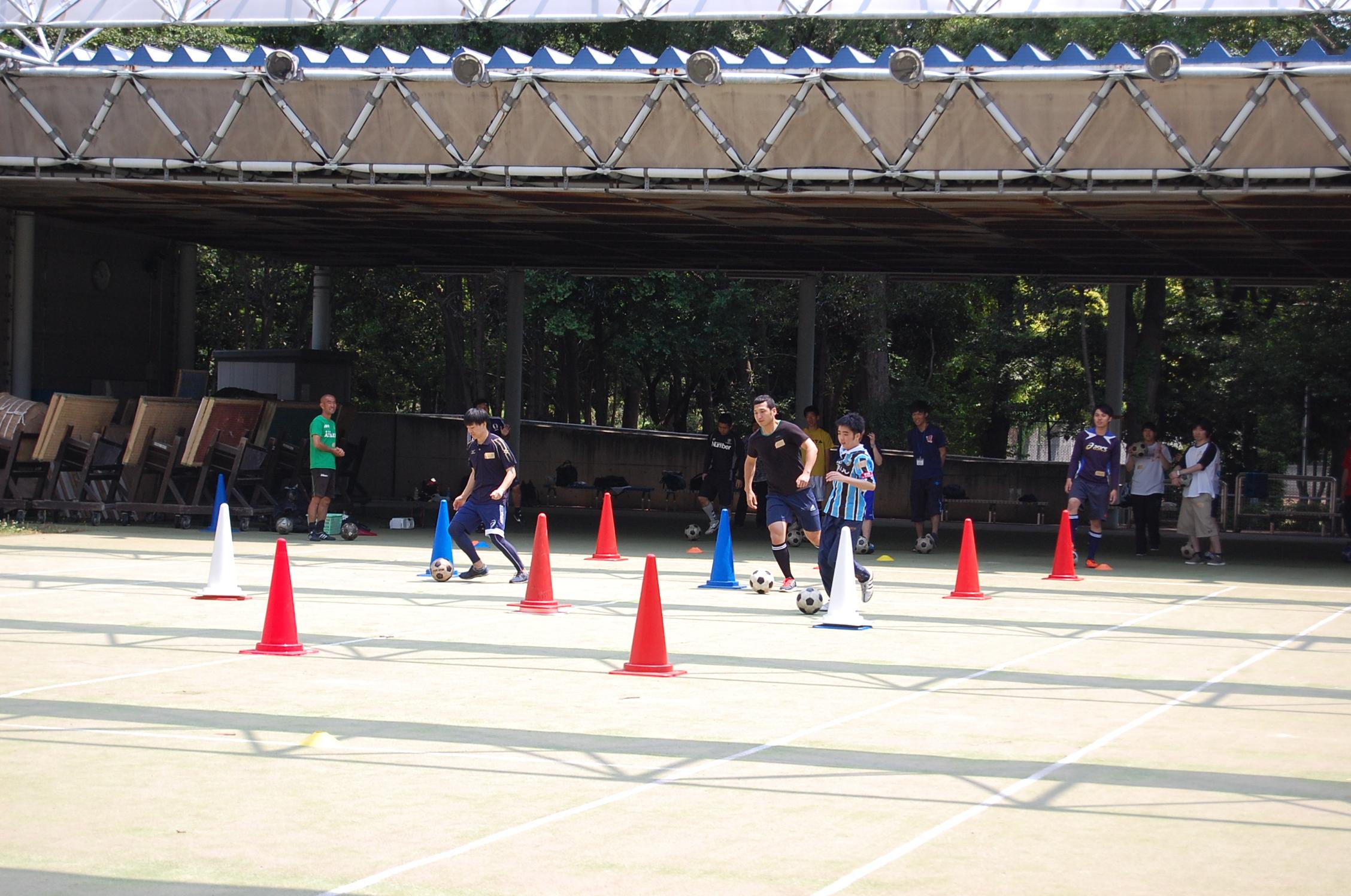 DSC 0009 - 「めざせ!サッカー大会」教室
