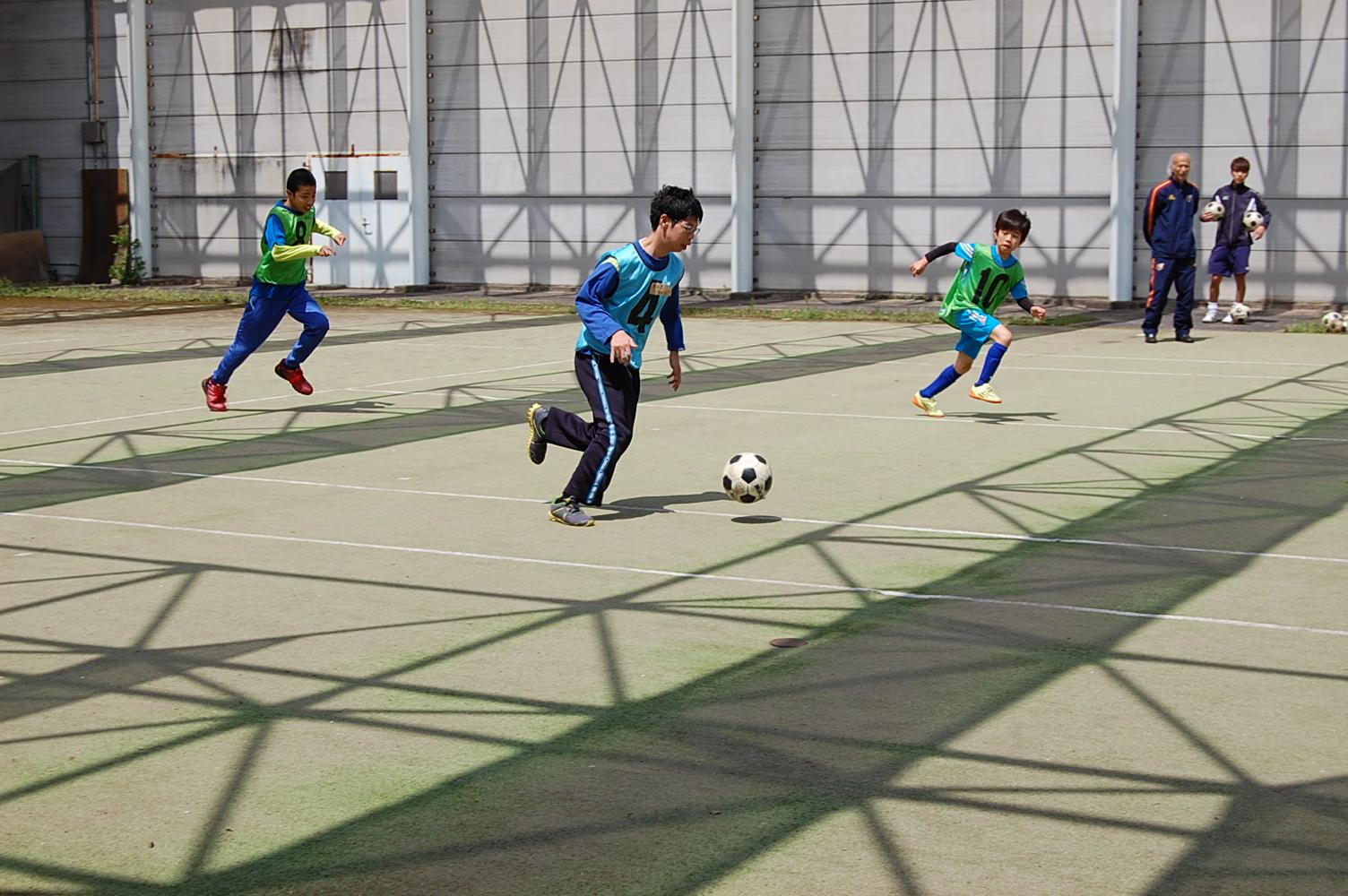 DSC 0111 - めざせ!「サッカー大会」