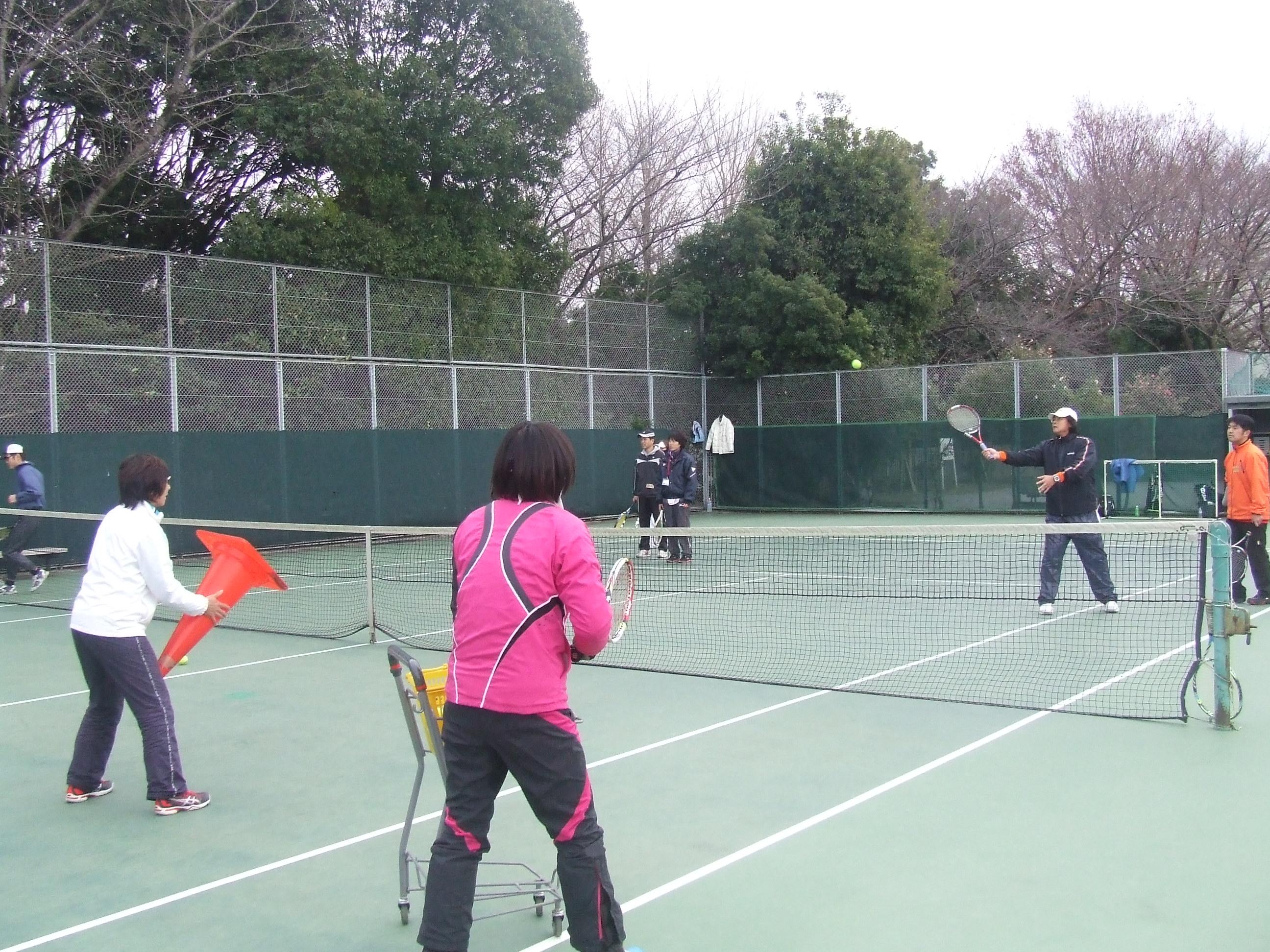 minnadetenisu2 - みんなでテニス