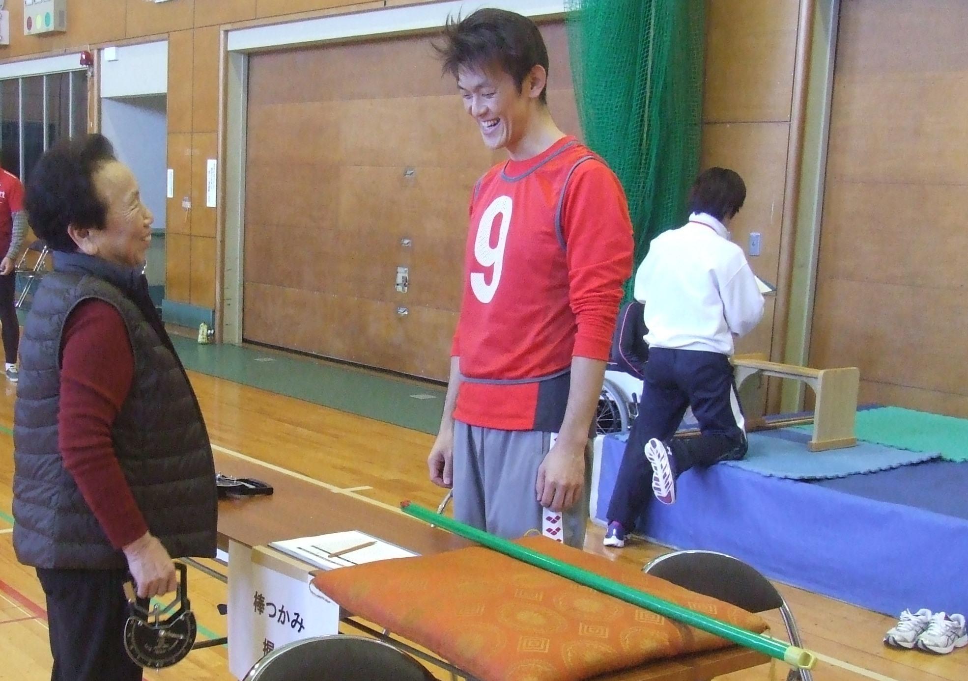 sokutei 1 - 健康運動指導士・介護予防運動指導員による体力測定