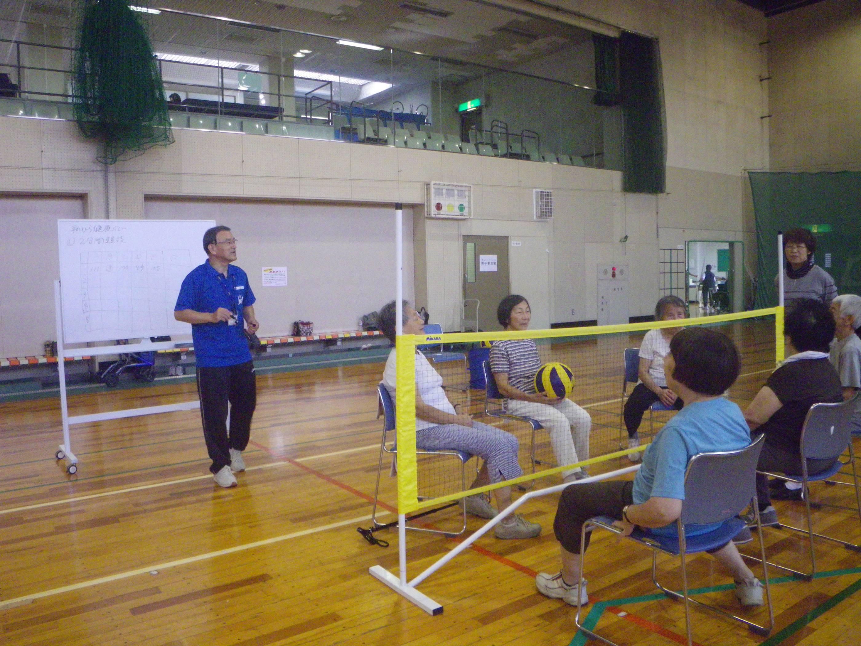 20130907114435 - 「レクリエーションスポーツ教室」より