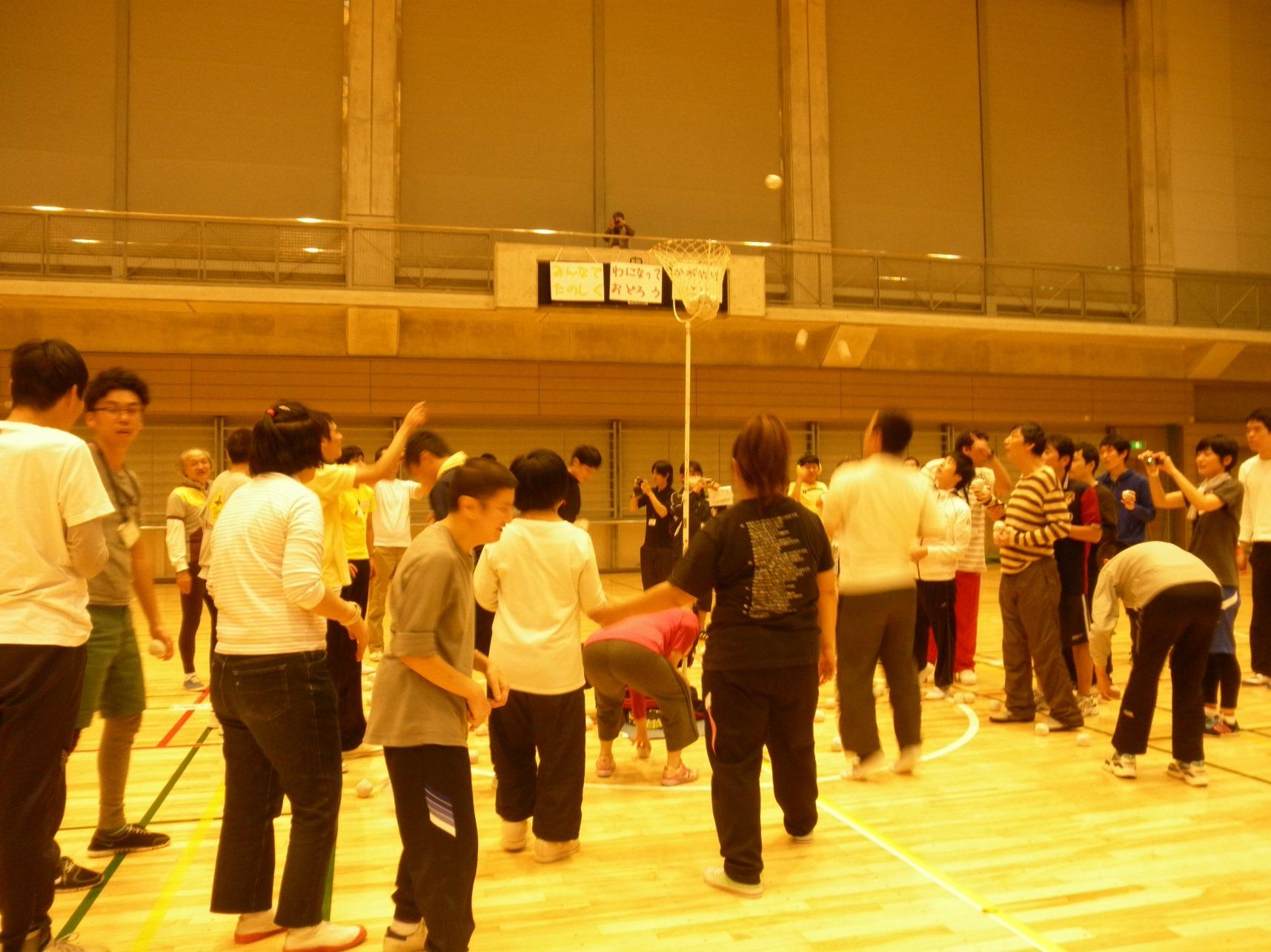 20131110182005 - 「にじの会 スポーツ大会!」より