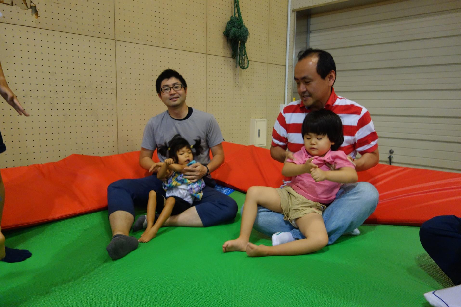 DSC00533 - 親子で楽しむ重度キッズ体操教室より