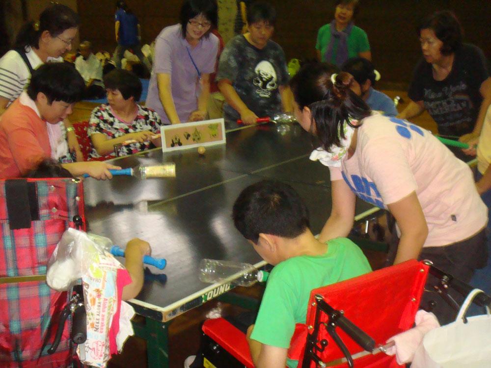 DSC06843 -  地域振興事業より・・・西多摩ブロック障害者施設連絡会スポーツ交流会に行ってきました!!