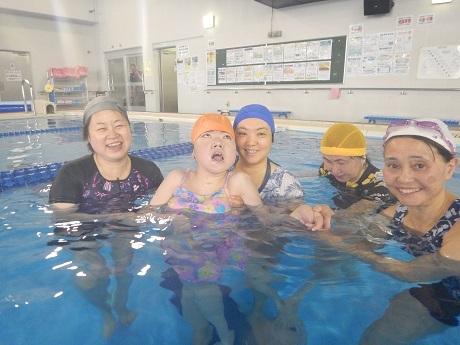 DSCN0390 - 今年度の第1回「重度障害者のプールのひろば」を開催しました!