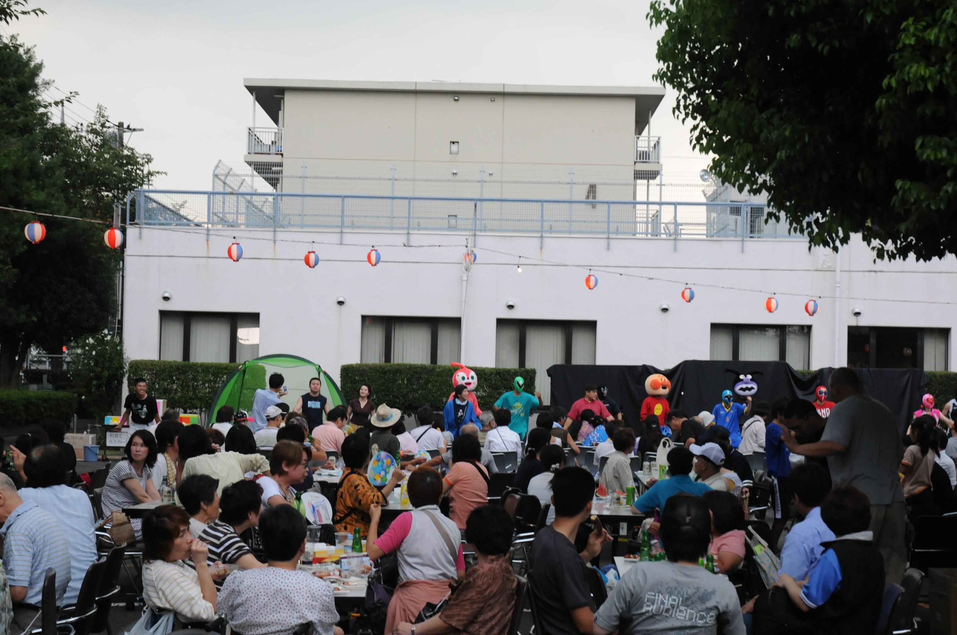 DSC 0405 - 納涼祭より ・・・多くのご来館ありがとうございました