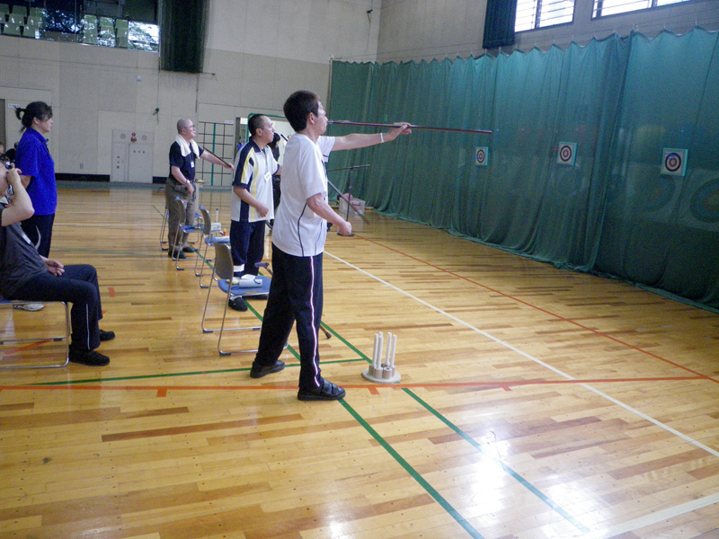 IMGP0239 - 脳血管障害者のトレーニング教室より ・・・教室終わりました。
