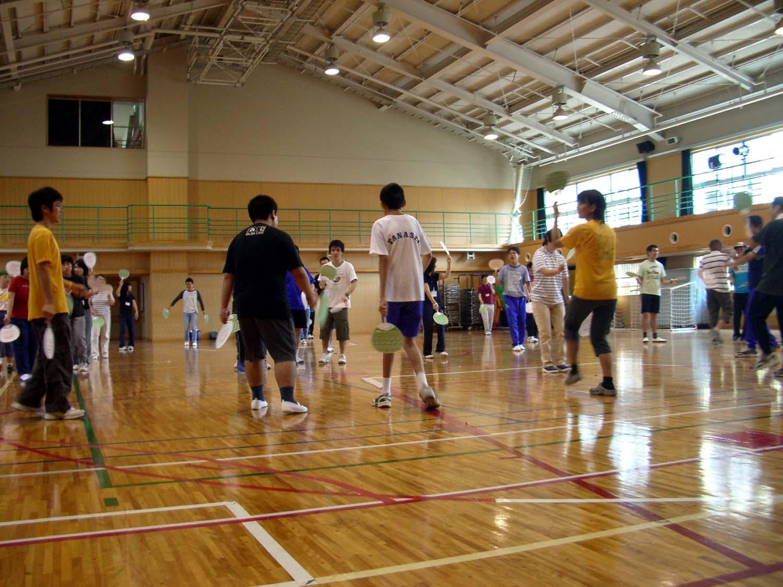 IMGP2505 - 地域支援事業・・・小平市スポーツ教室 〜小平手をつなぐ親の会との協同企画です〜