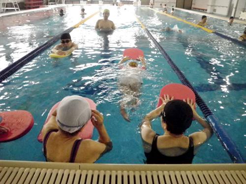 IMGP2858 - 中上級水泳教室より ・・・更に泳力アップを目指します!