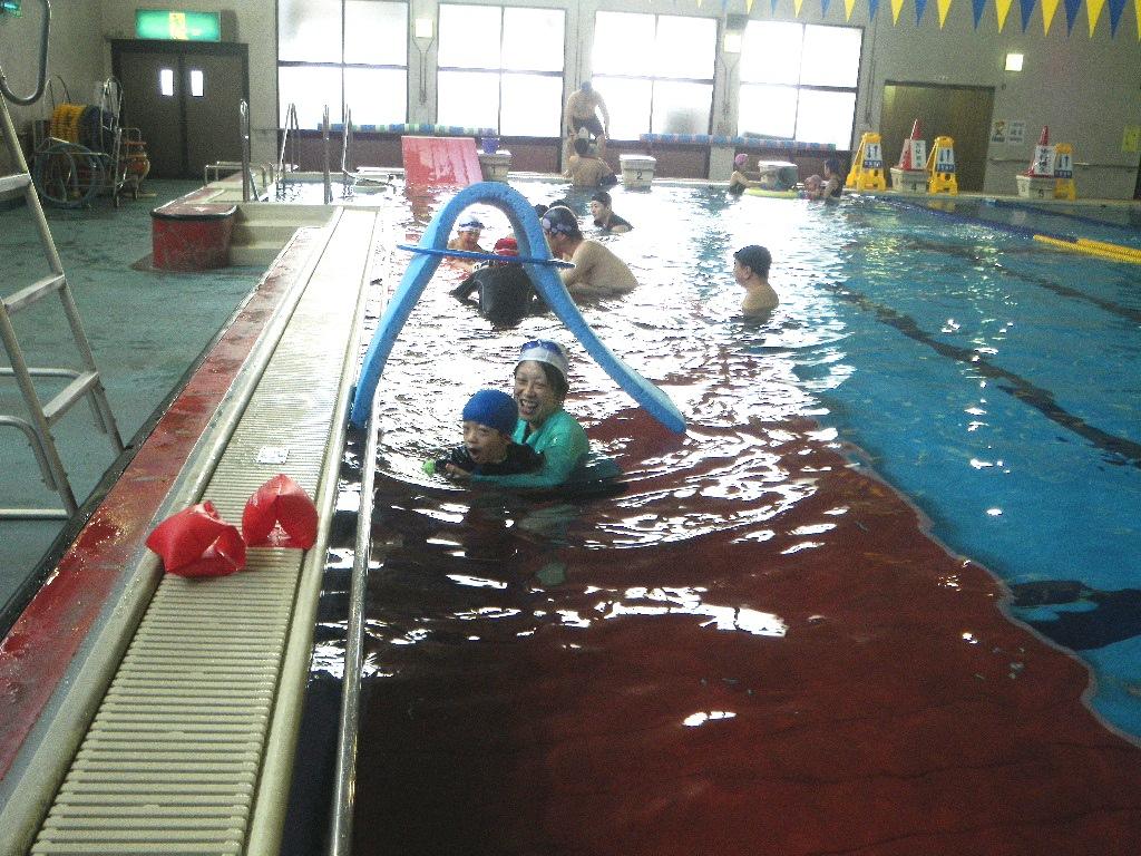 IMGP2869 - 「親子で楽しむ キッズ水泳教室」より