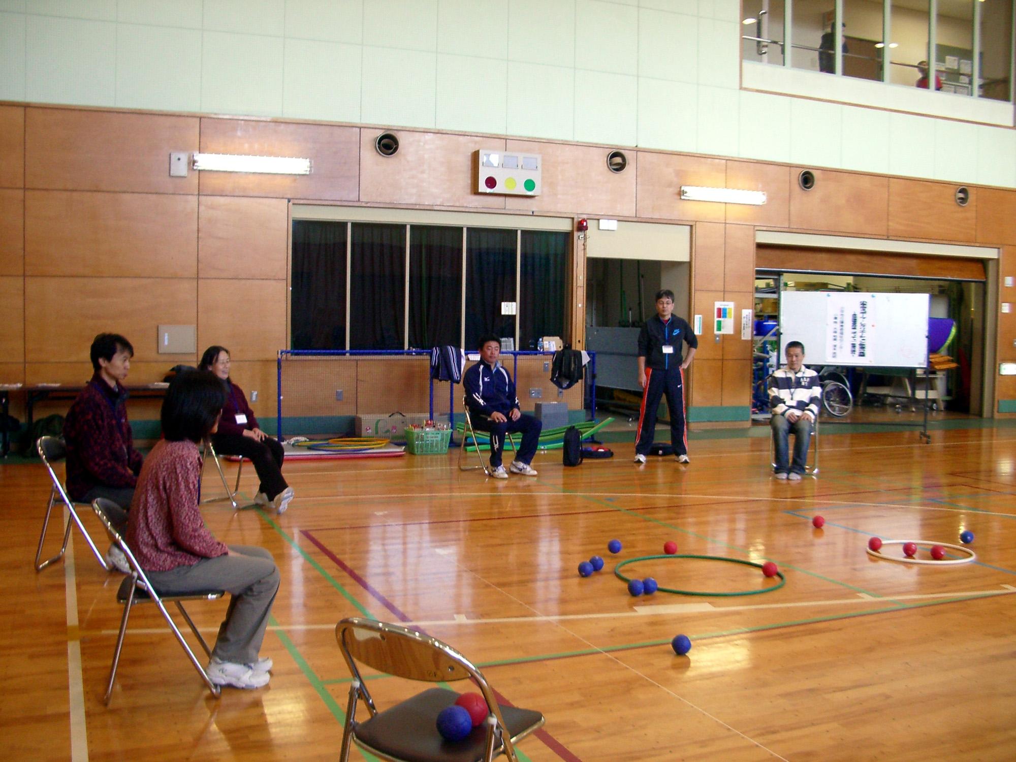 IMGP2887 -  講習会より・・・ 障害者スポーツボランティアコーディネーター講習会を実施しました