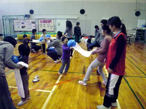 IMGP3252 - 親子で楽しむキッズ体操クラブより ・・・たのしく体操しています