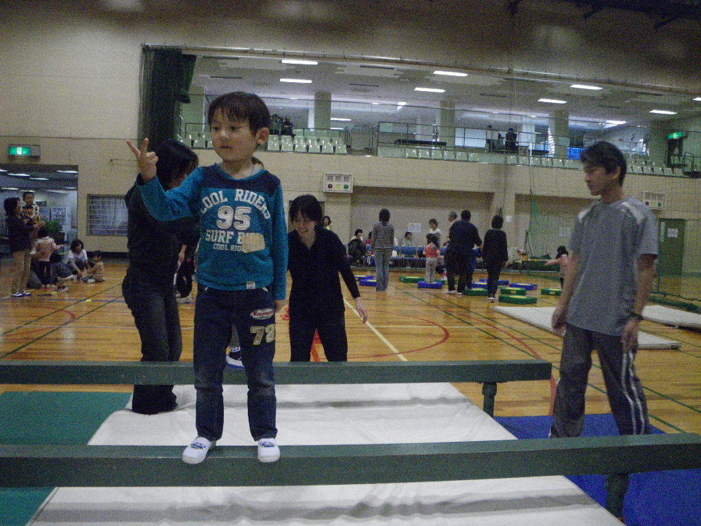 IMGP3442 - 親子で楽しむ体操教室より