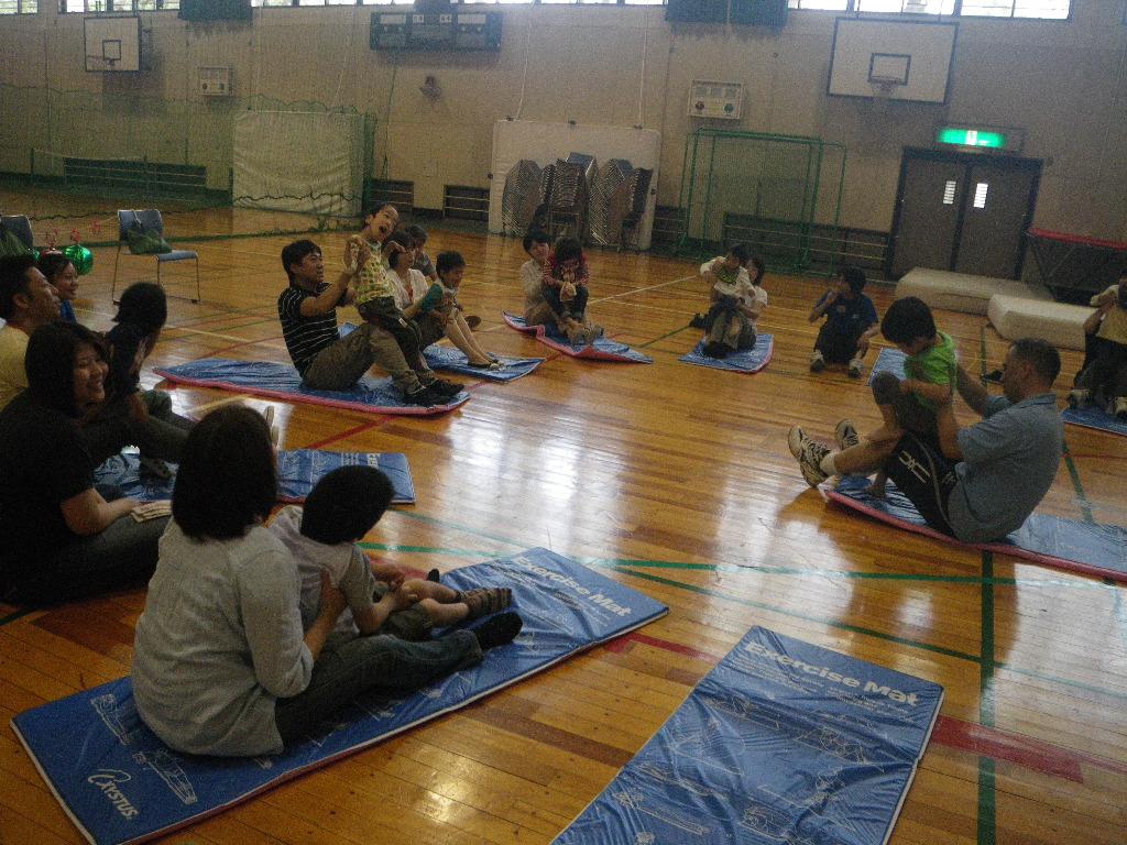 IMGP4148 - 親子で楽しむ体操教室より