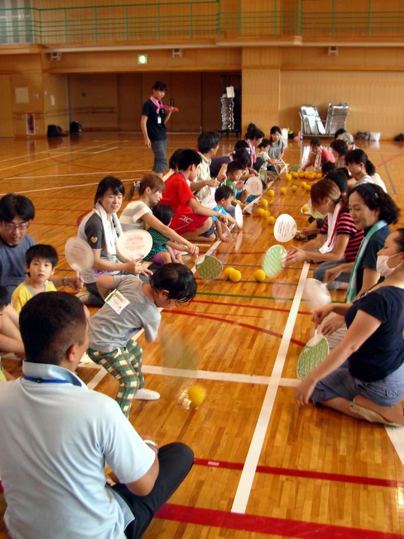 IMGP5195 -  地域支援事業より・・・ 小平市スポーツ教室 〜キッズ教室をおこないました!〜