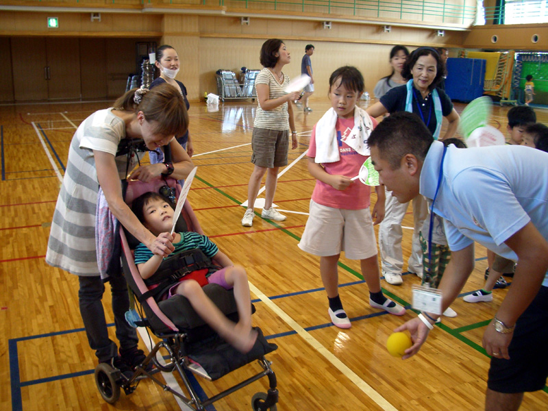 IMGP5232 -  地域支援事業より・・・ 小平市スポーツ教室 〜キッズ教室をおこないました!〜