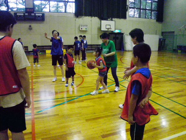 IMGP6043 - ジュニアスポーツ体験教室(知的)より ・・・スポーツを体験しました。