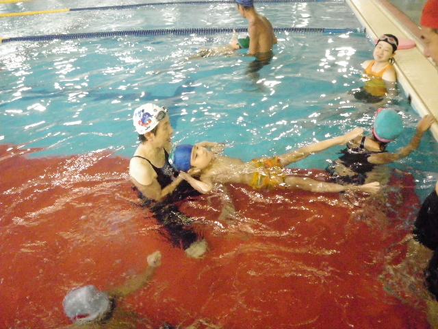 IMGP6151 - ジュニア短期水泳教室より ・・・4日間の水泳教室です。
