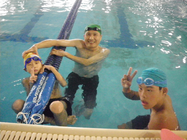 IMGP6198 - ジュニア短期水泳教室より ・・・4日間の水泳教室です。