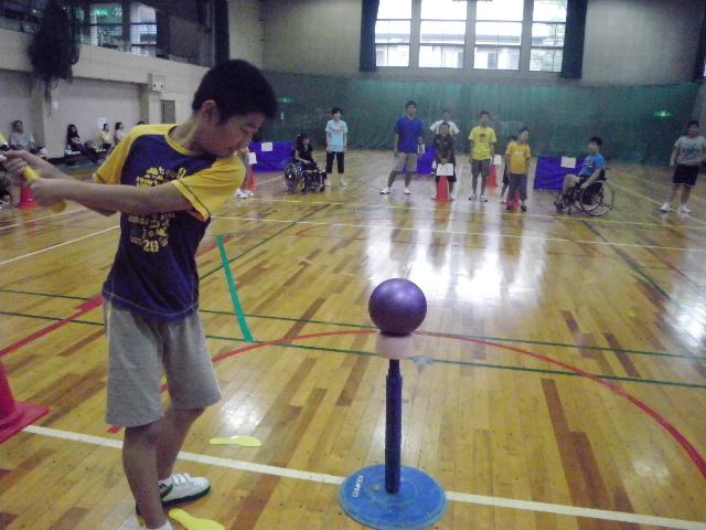 IMGP6430 - ジュニアスポーツキャンプ教室より ・・・センターに一泊した教室です。