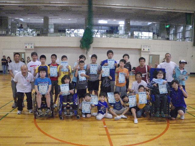 IMGP6451 - ジュニアスポーツキャンプ教室より ・・・センターに一泊した教室です。
