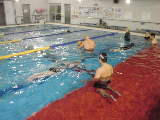 IMGP7802 - 初心者水泳教室より ・・・基本練習をしています!
