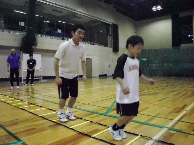 IMGP7831 - 知的障害者のスポーツ教室より ・・・スポーツを楽しんでいます。