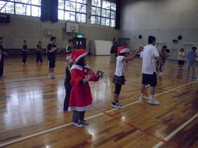 IMGP7984 - リズム体操教室より ・・・すずを使って踊りました