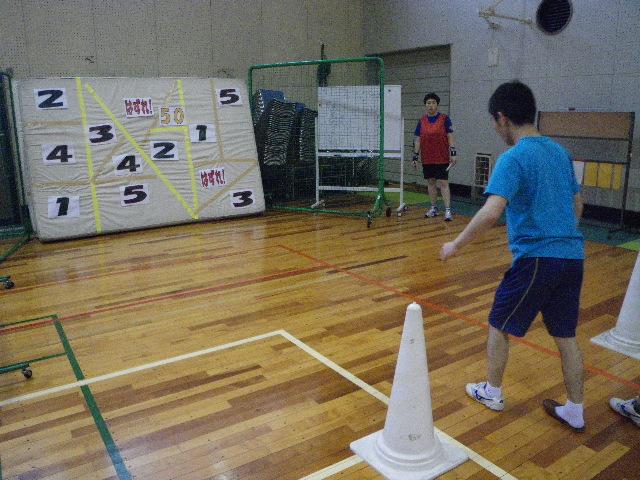 IMGP9613 -  日曜広場・・・ 今月はサッカー。