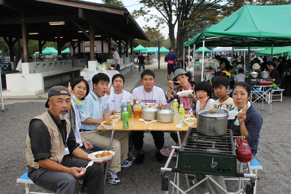 IMG 3918 - ディキャンプより ・・・昭和記念公園でいろいろ体験しました。