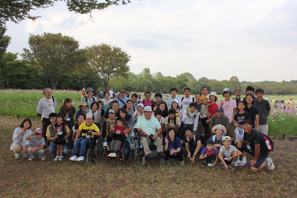 IMG 3921 - ディキャンプより ・・・昭和記念公園でいろいろ体験しました。