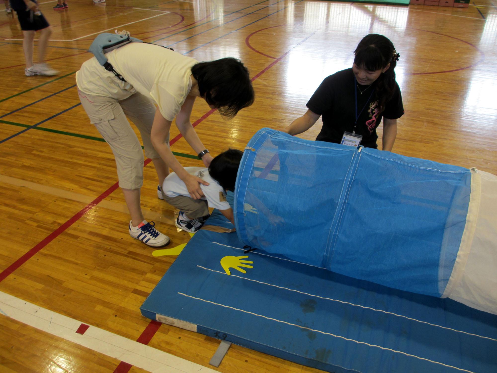 IMG 6971 - 地域振興事業より・・・小平市きっずスポーツ教室