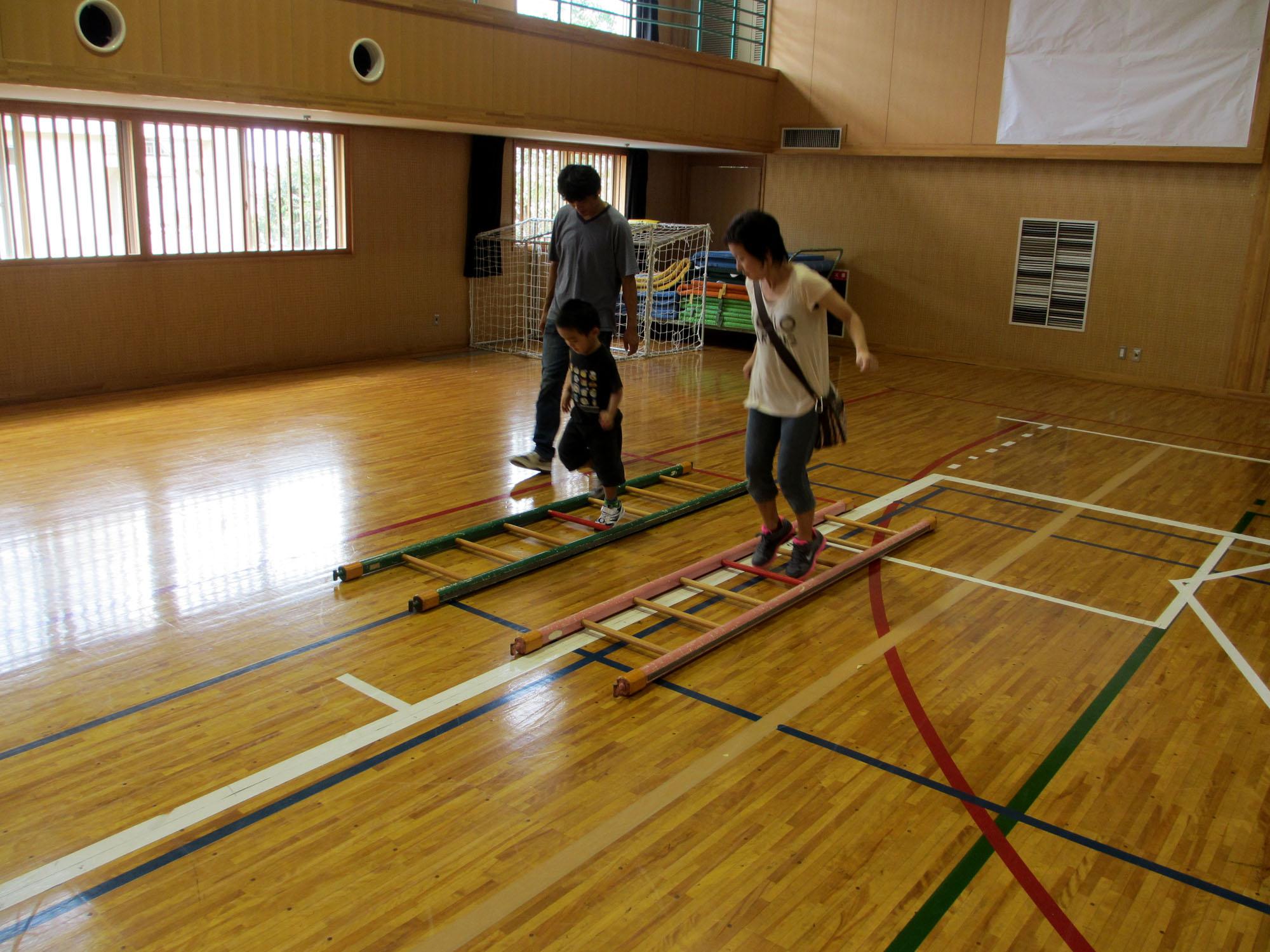 IMG 6980 - 地域振興事業より・・・小平市きっずスポーツ教室