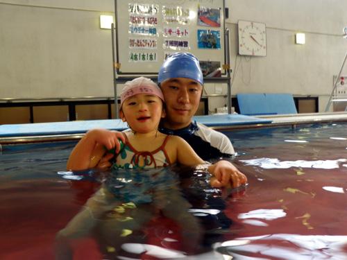 P1290041 - キッズ水泳教室より ・・・二回目です。