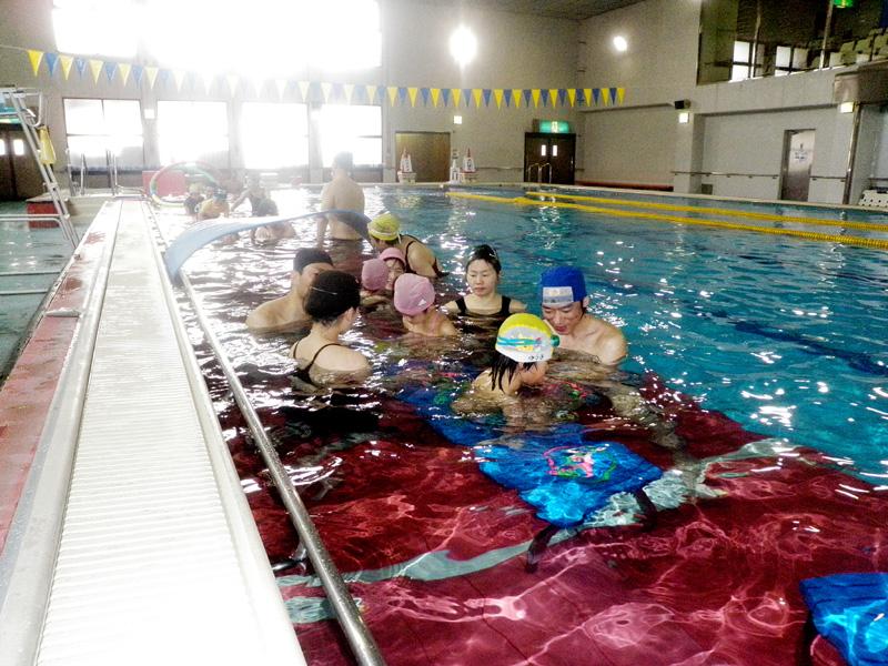P3270576 - 親子で楽しむキッズ水泳教室より ・・・最終回です。